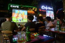 Dėl futbolo iš proto besikraustantys vietnamiečiai praranda ir namus