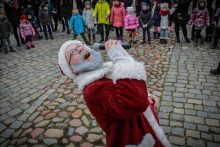 Kalėdinių kainų spazmai