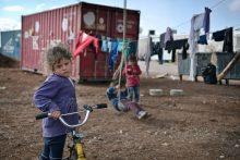 Jei Europa nepadės pabėgėliams, taps kitokia?