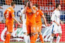 """Kaip """"Euro 2016"""" atrodys be olandų?"""