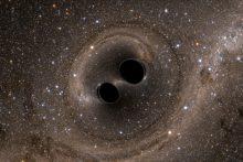 Mokslininkė apie atrastas gravitacijos bangas: A. Einšteinas švytėtų džiaugsmu
