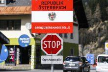 Austrija prie sienų ruošiasi atsijoti didžiąją dalį migrantų