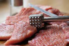 Veterinarijos institute bakterijų turinti mėsa už kyšius virsdavo švaria