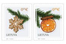 Lietuvos paštas išleidžia kalėdinius pašto ženklus