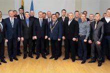Apdovanoti korupcijai atspariausi policijos pareigūnai