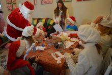 Palangoje galima apsilankyti Kalėdų Senelio name