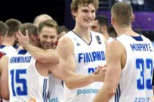 Suomiai per 1,5 min. panaikino 9 taškų skirtumą ir palaužė lenkus