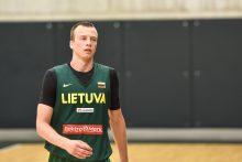 Skaudus praradimas: L. Lekavičius nežais Europos čempionate