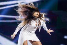 """Šeštasis """"Eurovizijos"""" atrankos filmavimas"""