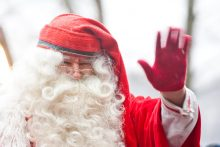 Įspūdinga Kalėdų pasaka sostinėje jau prasideda!
