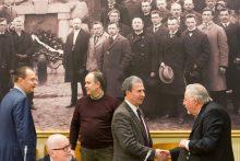 Gyventojų plebiscito 25-mečio minėjimas Seime