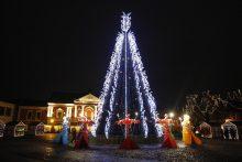 Kalėdų laukianti Klaipėda taps stebuklingu miestu
