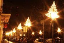 Per Kalėdas Klaipėdos gatvės naujai nesužibės