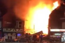 Jungtinėje Karalystėje nugriaudėjo sprogimas
