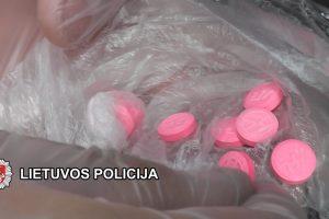 Klaipėdoje baigtas dar vienas narkotikų platinimo tyrimas