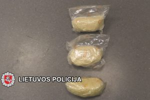 Sugyventiniai dideliais kiekiais platino narkotikų žaliavą