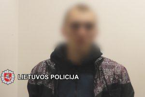 Pareigūnų rankose  – įtariamas itin pavojingų narkotikų platintojas