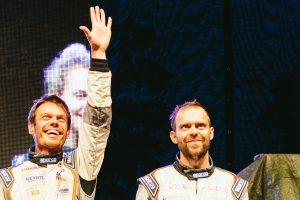 """""""300 Lakes Rally"""" ralio staigmena: baudos, pakeitusios nugalėtojų trejetą"""