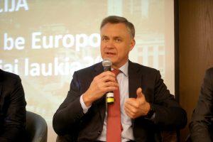 R. Dargis: Lietuvai reikėtų įsileisti apie 20 tūkst. darbuotojų kasmet