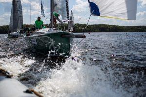 """""""Arabela-AG Baltic"""" įgula pergalę iškovojo ekstremaliomis sąlygomis"""