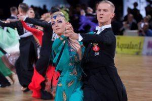 Šokėjai E. Sodeika ir I. Žukauskaitė laimėjo pasaulio žaidynių bronzos medalius