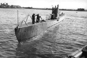Lietuvos ekonominiuose vandenyse narai identifikavo sovietų povandeninį laivą