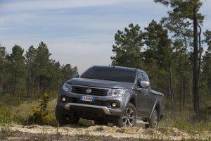 """Naujas darbinis arkliukas """"Fiat Fullback"""" – jau Lietuvoje"""