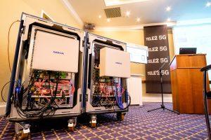 """""""Tele2"""" ir """"Nokia"""" pirmą kartą Baltijos šalyse parodė 5G ryšį"""