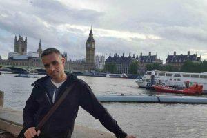 Dovydo kelionė į transplantaciją: iš užsienio lėkęs vyras džiaugiasi suspėjęs laiku