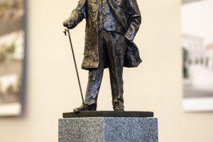 Suskaičiavo, kiek kainuos skulptūros J. Basanavičiui statyba