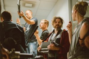 Dėl Lietuvos ir JAV dramos filmavimo – eismo ribojimai
