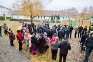 Iš Ruklos pabėgėlių priėmimo centro paspruko dvi šeimos