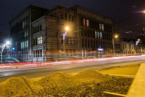Kauno policijos komisariato statybai bus ieškoma privataus partnerio