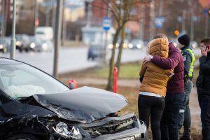 Per parą keliuose sužeista beveik 20 žmonių
