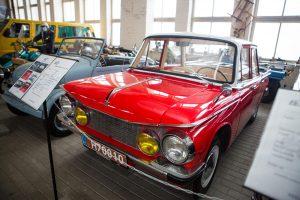 Automobilių muziejui gali tekti išsikraustyti