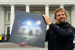 Unikalus pasaulio tyrinėtojas fotografas R. Danisevičius kviečia į parodą