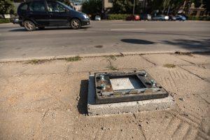 Karaliaus Mindaugo prospektą apmokestino, bet parkomatus pamiršo?