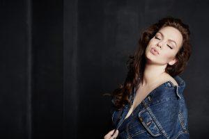 Dainininkė Girmantė: nebijau pasirodyti melancholiška