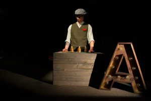 """""""Lėlės"""" teatro premjera vaikams kuria žaismingą muzikos ir magijos pasaulį"""