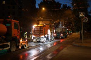Vilniuje pradėta rekonstruoti Antakalnio gatvė
