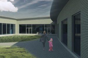 Vilniuje pradedamos Vaikų onkologijos pagalbos centro statybos