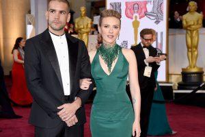 Aktorė S. Johansson nori skirtis su vyru