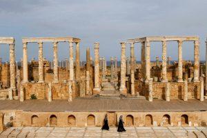 Kultūros meno paveldui Libijoje gresia pavojus