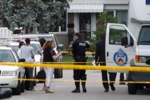 Užpuoliko ataka Kanadoje: arbaletu nušauti trys žmonės