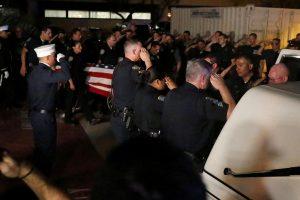 Palm Springse nušauti du policininkai, atvykę pagal iškvietimą dėl šeimos konflikto
