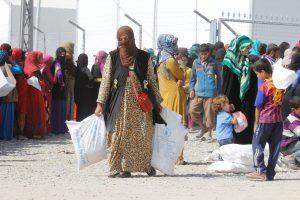 JT: netrukus prasidės masinis Mosulo gyventojų bėgimas