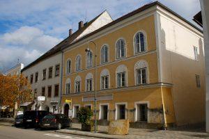 A. Hitlerio namo likimą spręs Austrijos teismas