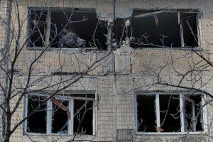 Per susirėmimus Ukrainoje žuvo dar devyni žmonės