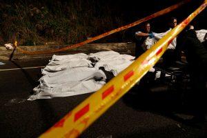 Taivane per autobuso avariją žuvo 32 žmonės