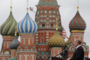 V. Putinas paragino pasaulį kovoti su teroru